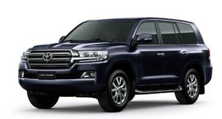 Toyota Land Cruiser 2020 được bổ sung nhưng tính năng gì? Ảnh 1