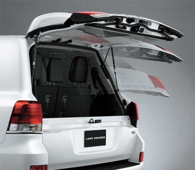 Toyota Land Cruiser 2020 được bổ sung nhưng tính năng gì? Ảnh 2