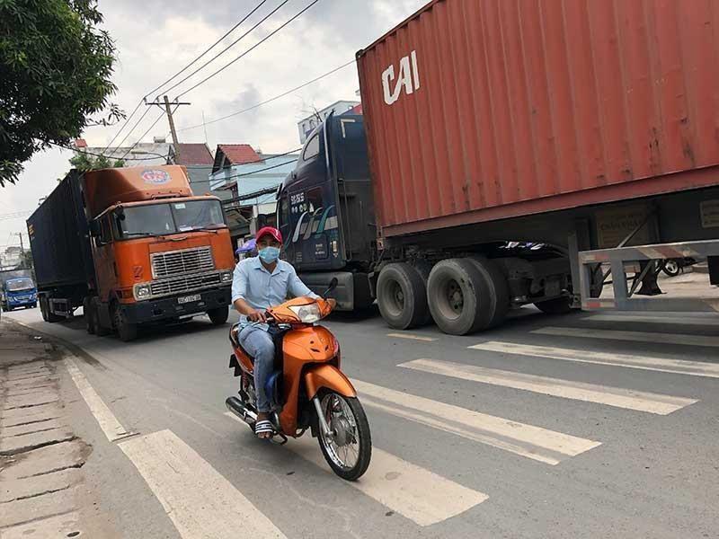 Đường Nguyễn Duy Trinh ở quận 9 sắp được mở rộng Ảnh 2
