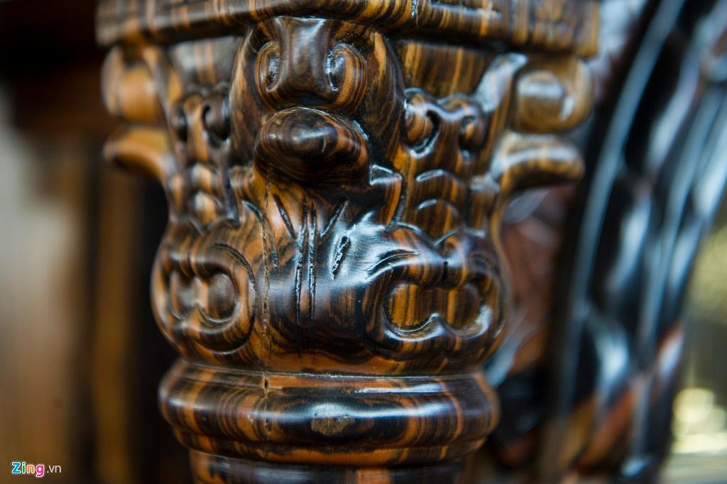 Những chiếc đồng hồ gỗ từ Đức giá hàng trăm triệu đồng Ảnh 9