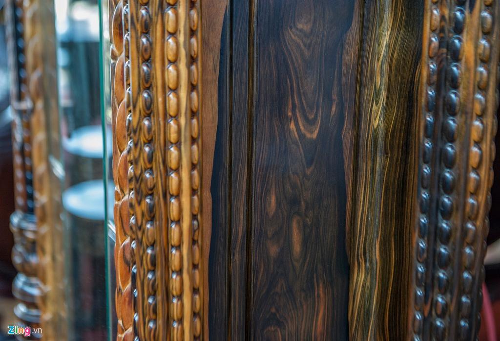 Những chiếc đồng hồ gỗ từ Đức giá hàng trăm triệu đồng Ảnh 13