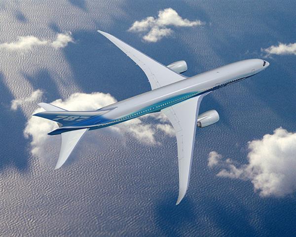 Đâu là lý do khiến Boeing B787 Dreamliner là 'niềm tự hào' của Boeing? Ảnh 2