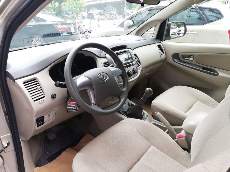 Toyota Innova 2019 giảm giá 80 triệu đồng trong tháng 12 Ảnh 4