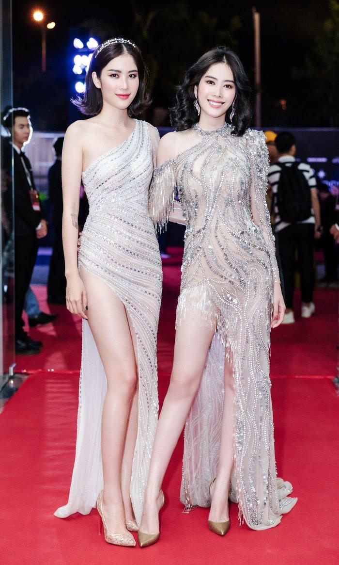 'Lầy' như Nam Anh - Nam Em, tái hiện khoảnh khắc Hoa hậu đăng quang khiến fan thích thú Ảnh 3