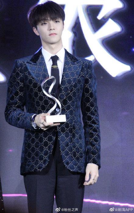 Thảm đỏ 2019 Sina Style Awards: Hứa Ngụy Châu gây chú ý với vest gợi cảm, Nghê Ni quyến rũ với tông vàng Ảnh 14