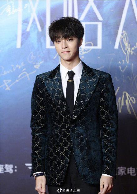 Thảm đỏ 2019 Sina Style Awards: Hứa Ngụy Châu gây chú ý với vest gợi cảm, Nghê Ni quyến rũ với tông vàng Ảnh 15