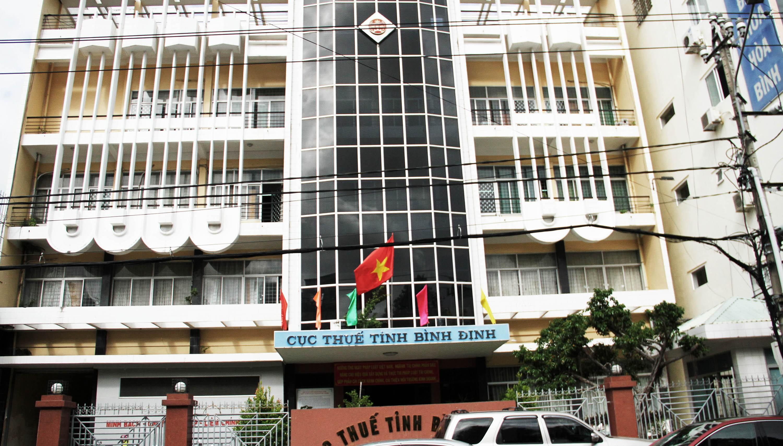 Ông Nguyễn Đẩu được điều động làm Cục trưởng Cục thuế Bình Định
