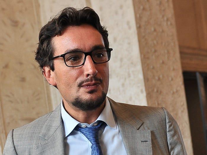 Tỷ phú giàu nhất Italy với đế chế bánh kẹo lớn thứ 2 thế giới Ảnh 1