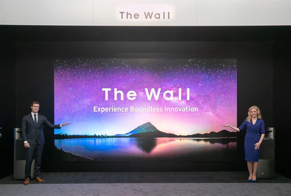 Ra mắt TV có màn hình lên tới 292 inch Ảnh 1