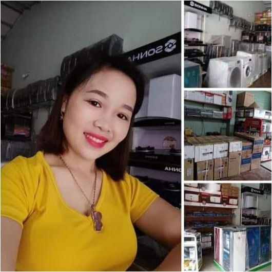 Cô gái quê khởi nghiệp thành công từ bán hàng online Ảnh 1