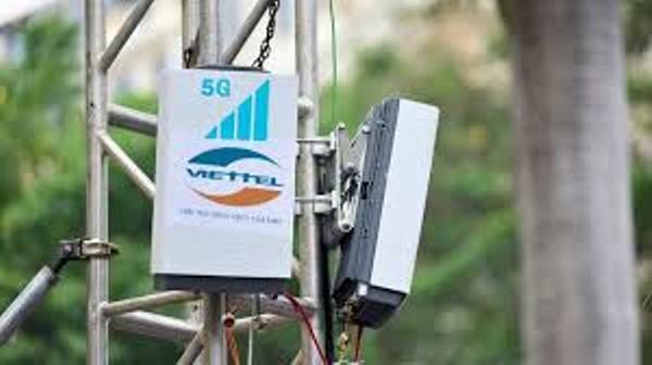Nhiều địa điểm tại Hà Nội đã triển khai thử nghiệm mạng 5G Ảnh 1