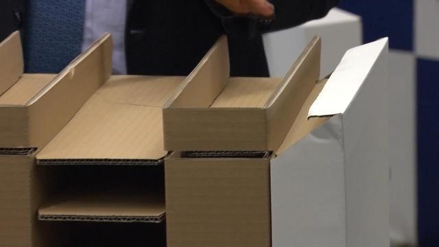 18.000 giường làm từ bìa carton để phục vụ cho Thế vận hội Olympic 2020 Ảnh 2