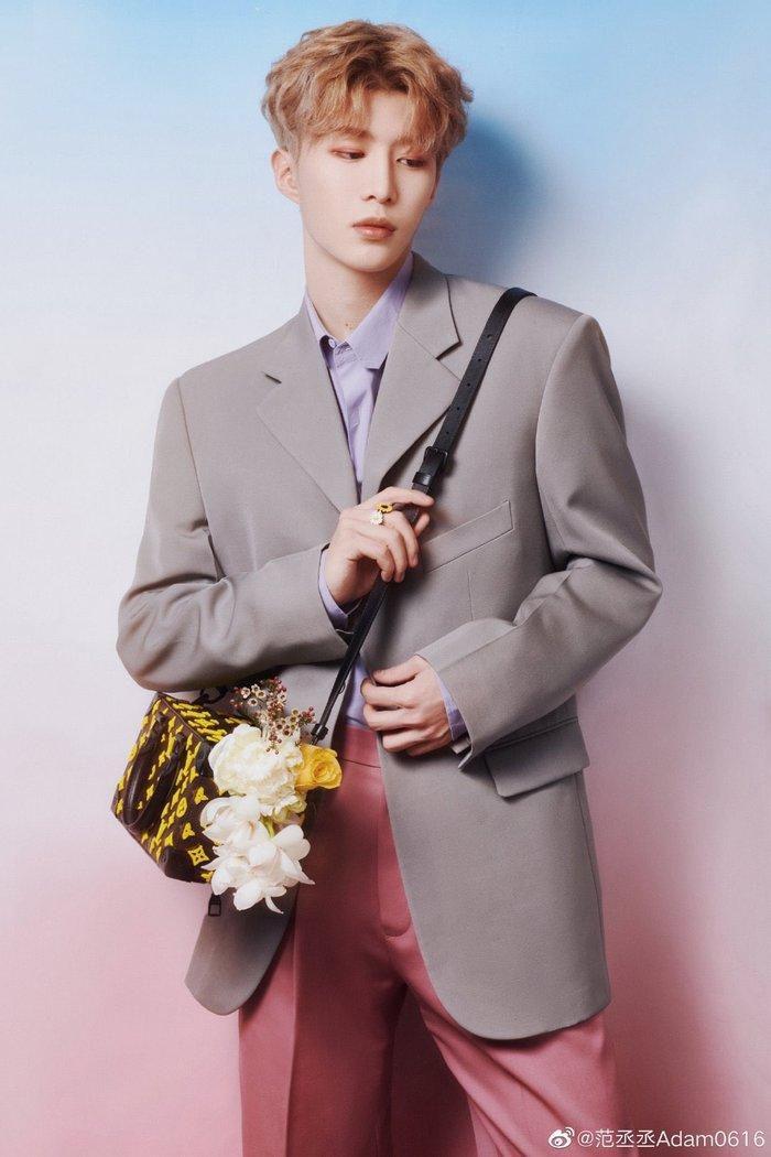 Sự kiện Thời trang nam Louis Vuitton Xuân - Hè 2020 : Ngô Diệc Phàm - Phạm Thừa Thừa cuốn hút, Châu Dã - Lý Uyển Đồng mỗi người một vẻ Ảnh 3