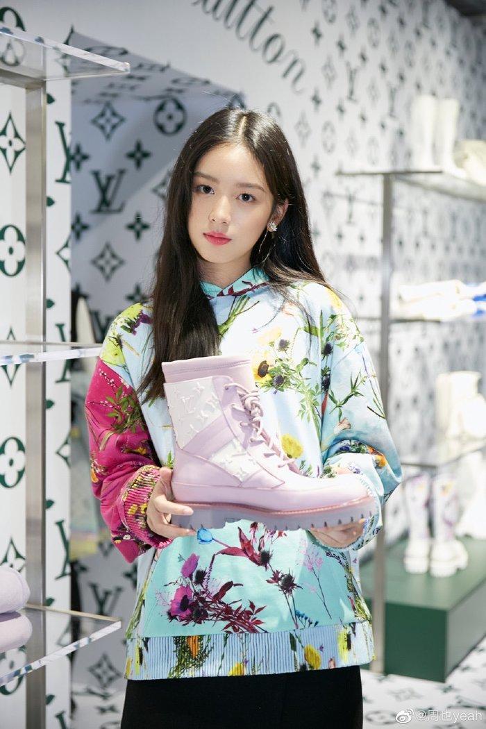 Sự kiện Thời trang nam Louis Vuitton Xuân - Hè 2020 : Ngô Diệc Phàm - Phạm Thừa Thừa cuốn hút, Châu Dã - Lý Uyển Đồng mỗi người một vẻ Ảnh 16