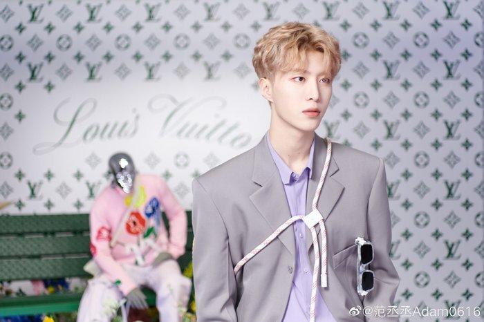 Sự kiện Thời trang nam Louis Vuitton Xuân - Hè 2020 : Ngô Diệc Phàm - Phạm Thừa Thừa cuốn hút, Châu Dã - Lý Uyển Đồng mỗi người một vẻ Ảnh 4