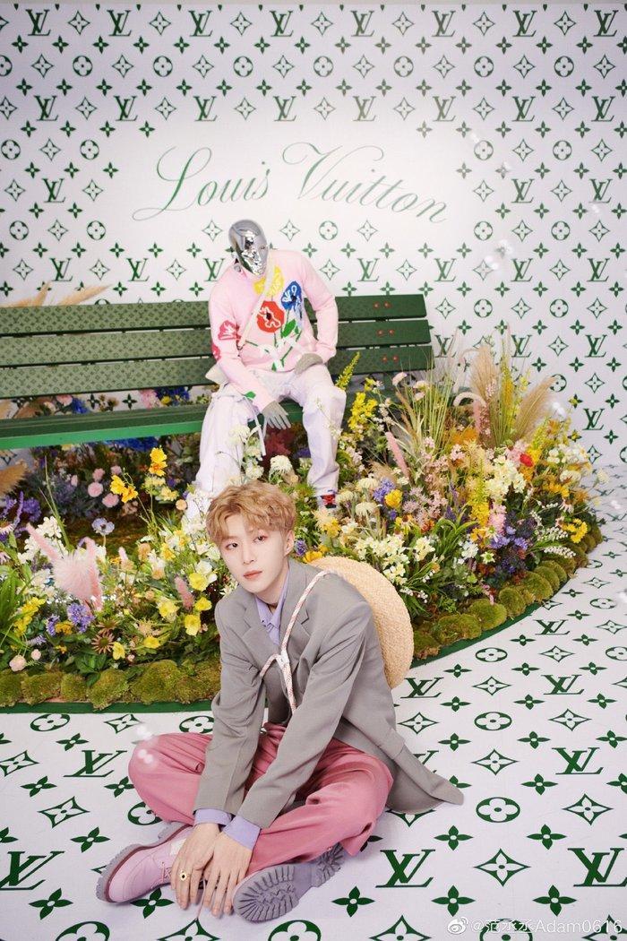Sự kiện Thời trang nam Louis Vuitton Xuân - Hè 2020 : Ngô Diệc Phàm - Phạm Thừa Thừa cuốn hút, Châu Dã - Lý Uyển Đồng mỗi người một vẻ Ảnh 5