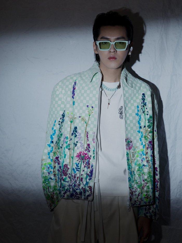 Sự kiện Thời trang nam Louis Vuitton Xuân - Hè 2020 : Ngô Diệc Phàm - Phạm Thừa Thừa cuốn hút, Châu Dã - Lý Uyển Đồng mỗi người một vẻ Ảnh 12