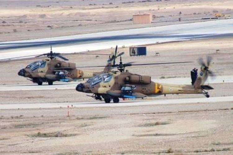 Mỹ trang bị siêu tên lửa lsrael cho trực thăng AH-64 Ảnh 13