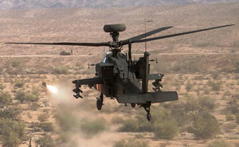 Mỹ trang bị siêu tên lửa lsrael cho trực thăng AH-64 Ảnh 10
