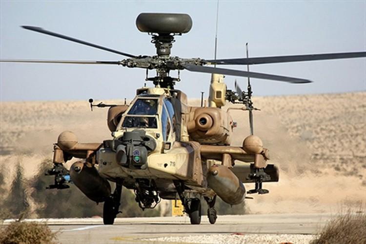 Mỹ trang bị siêu tên lửa lsrael cho trực thăng AH-64 Ảnh 4