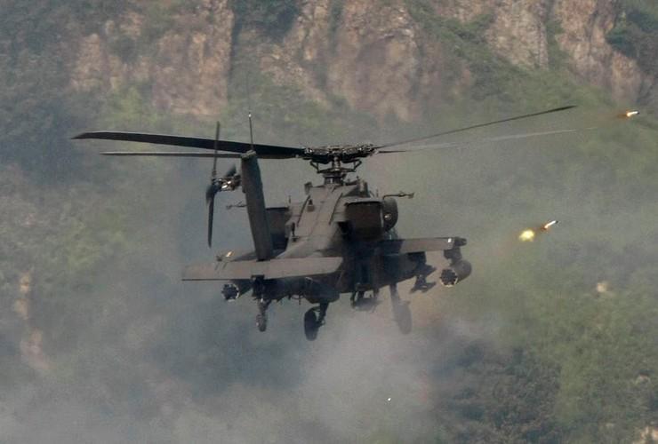 Mỹ trang bị siêu tên lửa lsrael cho trực thăng AH-64 Ảnh 5