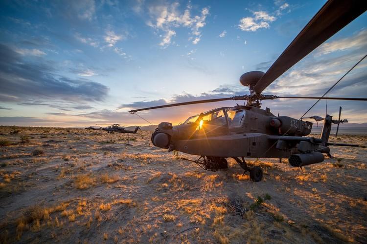 Mỹ trang bị siêu tên lửa lsrael cho trực thăng AH-64 Ảnh 12