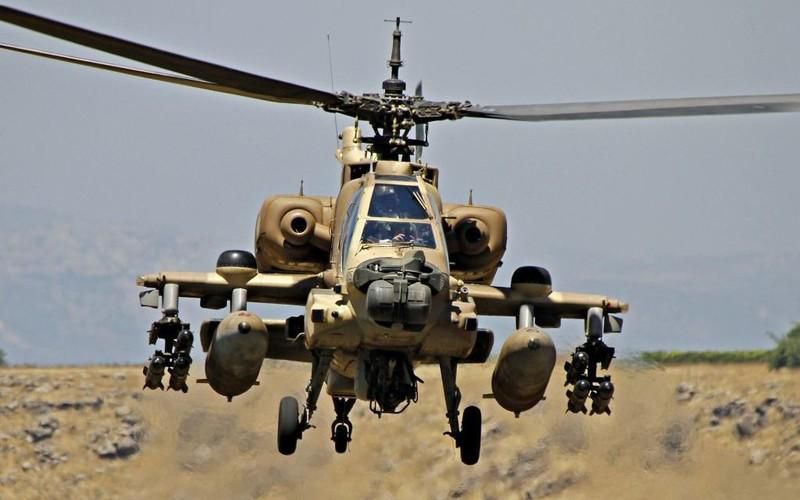 Mỹ trang bị siêu tên lửa lsrael cho trực thăng AH-64 Ảnh 18