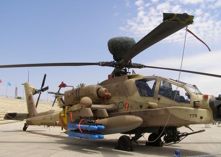 Mỹ trang bị siêu tên lửa lsrael cho trực thăng AH-64 Ảnh 8