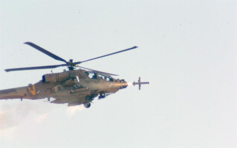 Mỹ trang bị siêu tên lửa lsrael cho trực thăng AH-64 Ảnh 3