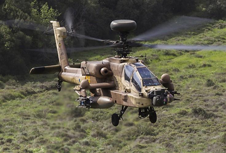 Mỹ trang bị siêu tên lửa lsrael cho trực thăng AH-64 Ảnh 15