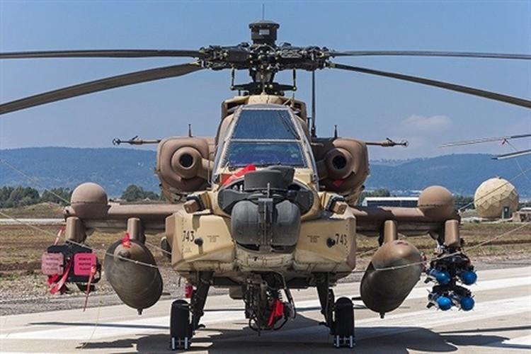 Mỹ trang bị siêu tên lửa lsrael cho trực thăng AH-64 Ảnh 7