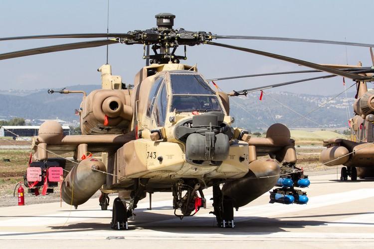 Mỹ trang bị siêu tên lửa lsrael cho trực thăng AH-64 Ảnh 11