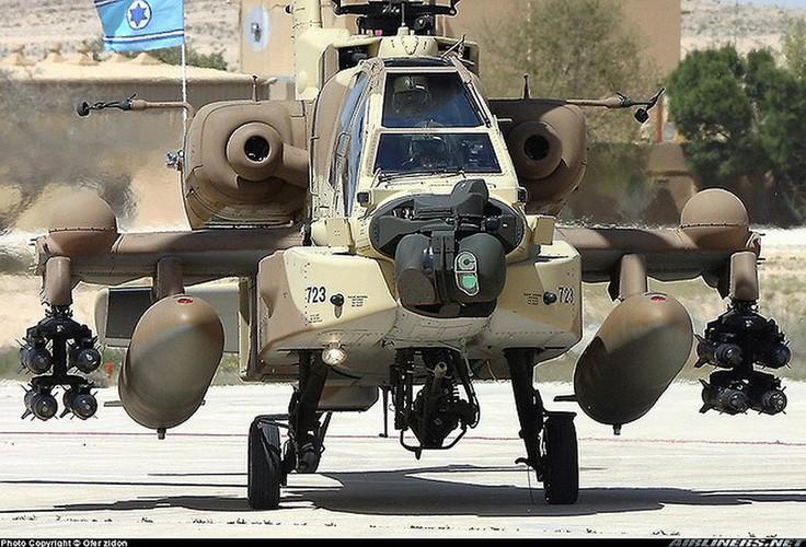 Mỹ trang bị siêu tên lửa lsrael cho trực thăng AH-64 Ảnh 6