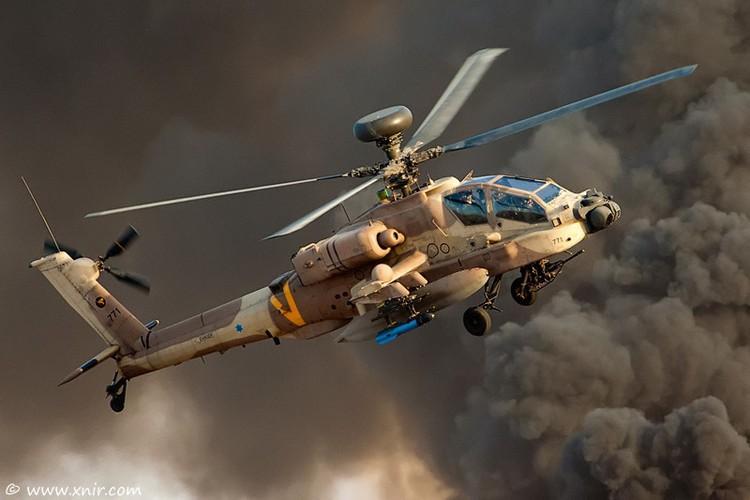 Mỹ trang bị siêu tên lửa lsrael cho trực thăng AH-64 Ảnh 14