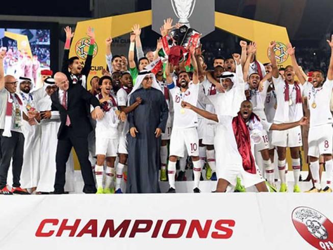 Qatar có thể bị tước ngôi vô địch Asian Cup 2019 Ảnh 1