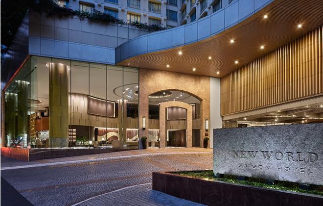 Kỷ niệm 25 năm thành lập, khách sạn New World Sài Gòn khoác áo mới Ảnh 1