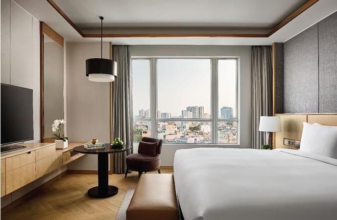 Kỷ niệm 25 năm thành lập, khách sạn New World Sài Gòn khoác áo mới Ảnh 5