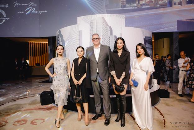 Kỷ niệm 25 năm thành lập, khách sạn New World Sài Gòn khoác áo mới Ảnh 7