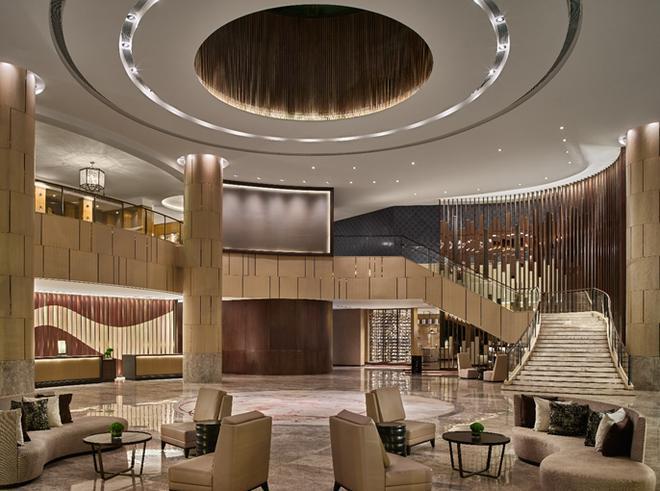 Kỷ niệm 25 năm thành lập, khách sạn New World Sài Gòn khoác áo mới Ảnh 4