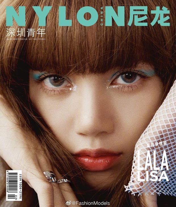 Lisa (Black Pink) phong cách trên tạp chí Ảnh 12