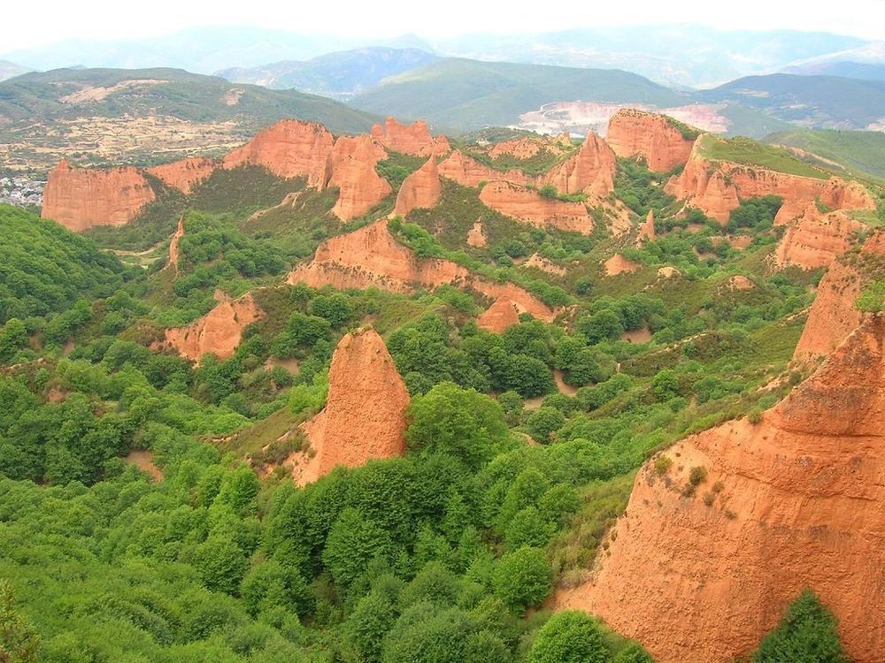 Tây Ban Nha: Mỏ vàng lộ thiên lớn nhất Đế chế La Mã Ảnh 1