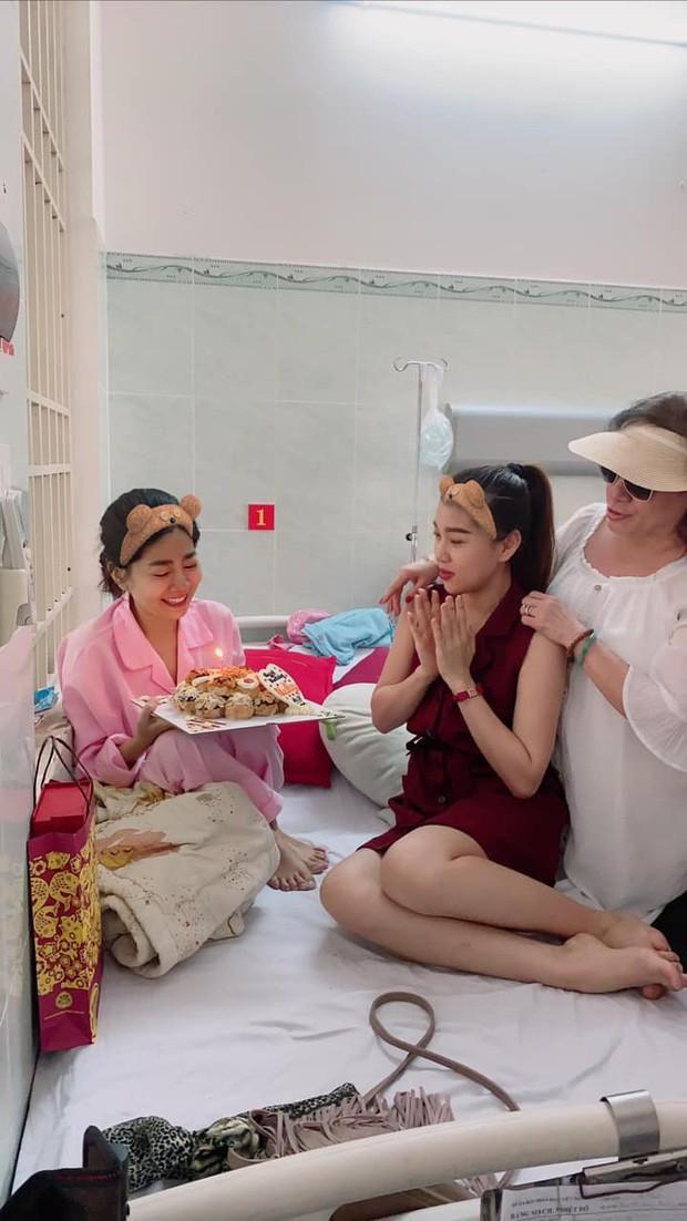 Mai Phương đón sinh nhật tuổi 35 trong bệnh viện Ảnh 2