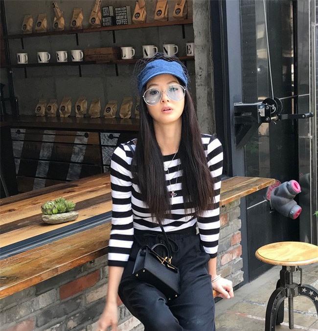 Gu thời trang sang chảnh 'gây sốt' của tiểu thư giàu có nhất nhì Đài Loan Ảnh 9