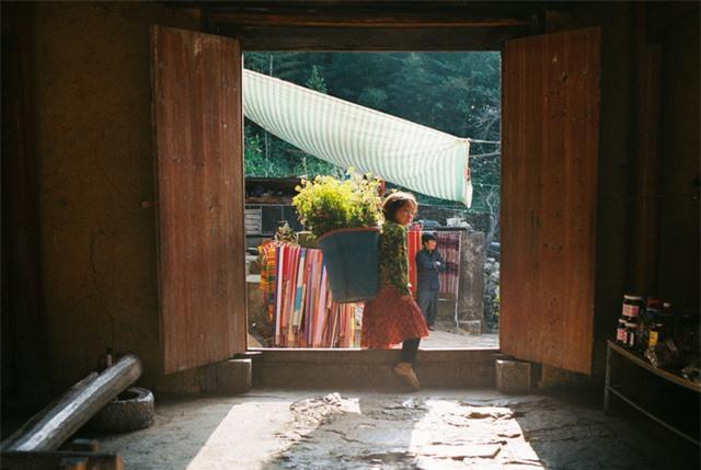 Sắc vàng hoa cải sưởi ấm Hà Giang ngày đông Ảnh 11
