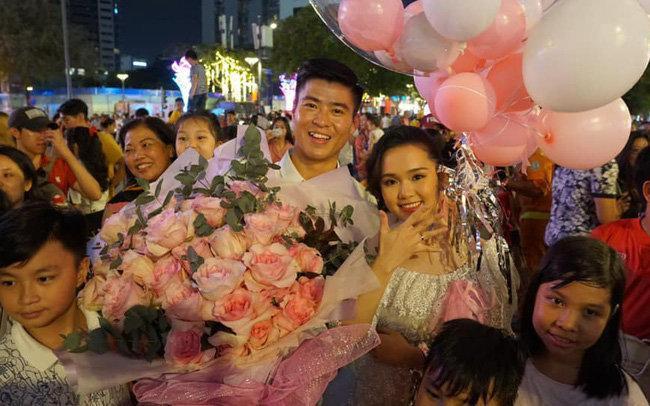 Đám hỏi Duy Mạnh - Quỳnh Anh: Xuýt xoa trước nhan sắc dàn phù dâu toàn gái xinh Ảnh 5