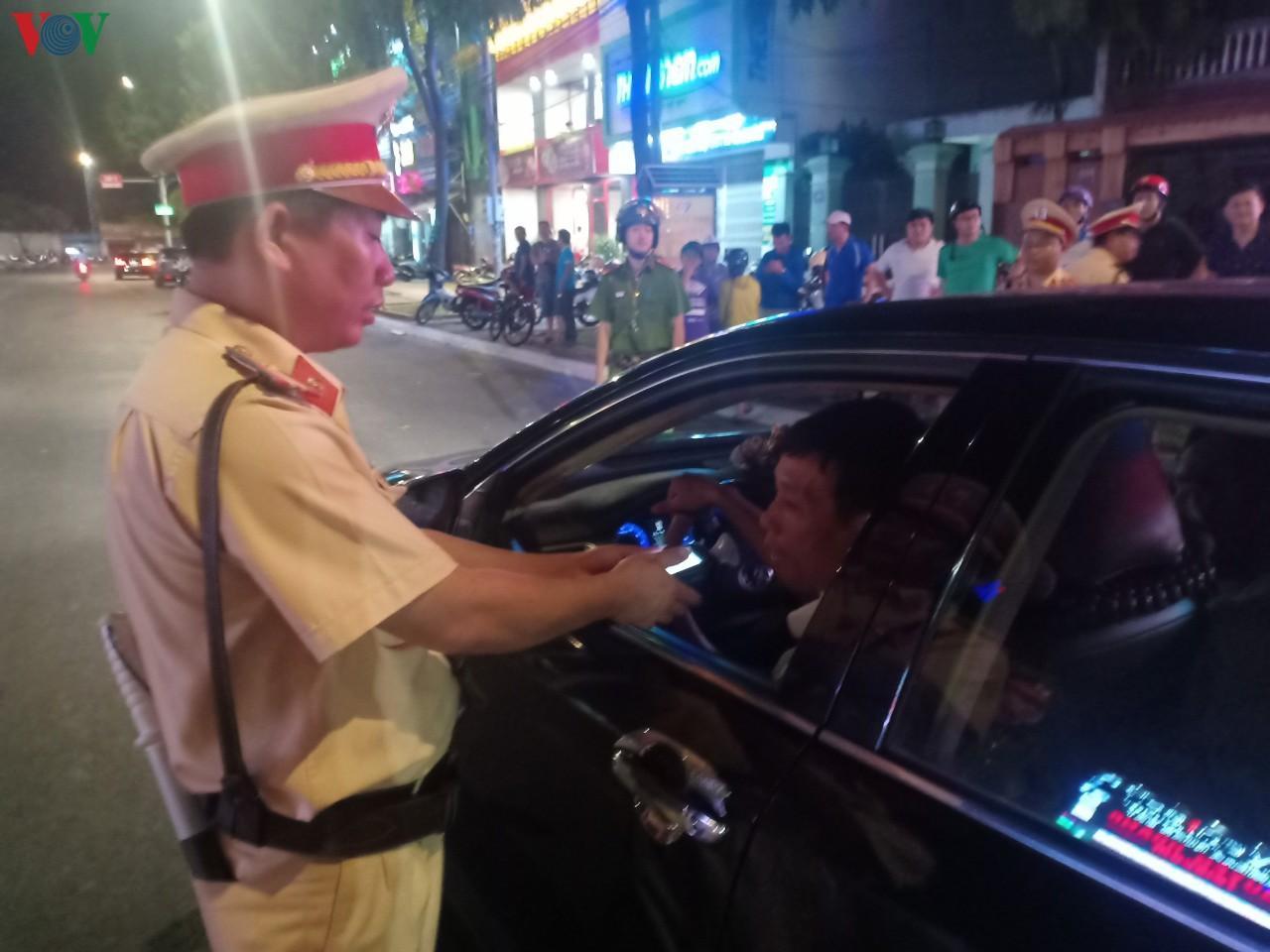 Bà Rịa - Vũng Tàu xử phạt 89 trường hợp sử dụng rượu bia khi lái xe Ảnh 1
