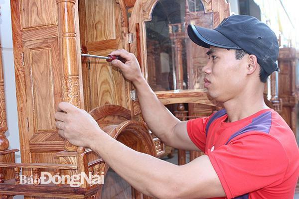Ngành gỗ miền Đông tính chuyện hợp tác Ảnh 2