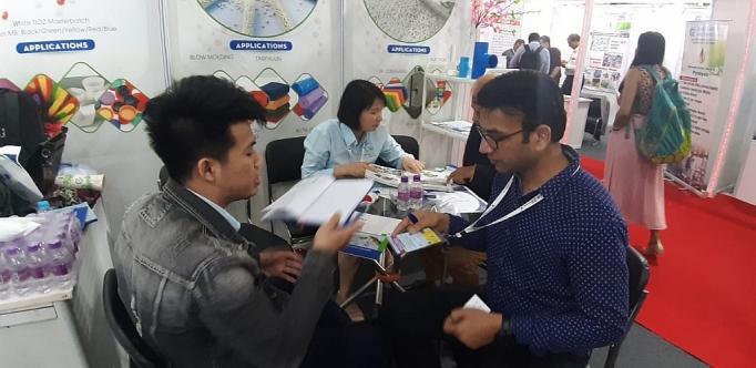 Trao đổi cơ hội hợp tác kinh doanh trong lĩnh vực nhựa và khoáng sản tại Ấn Độ Ảnh 2