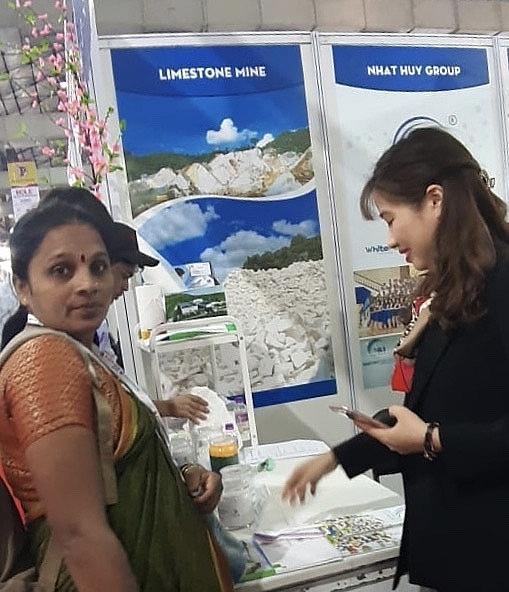 Trao đổi cơ hội hợp tác kinh doanh trong lĩnh vực nhựa và khoáng sản tại Ấn Độ Ảnh 3