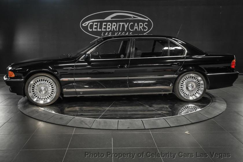 BMW 7-Series của huyền thoại nhạc Rap rao giá hơn 40 tỷ Ảnh 3